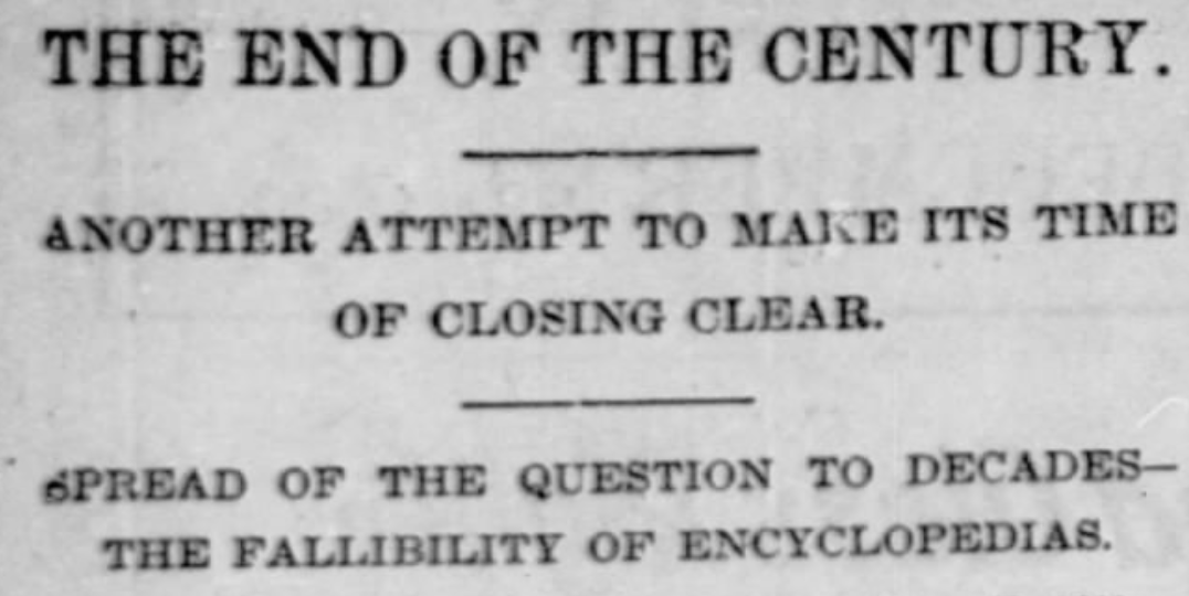 A humble letter to the editor followed by a masterful response in the _New York Tribune_ ([23 December 1900](#fn:nytrib1900)).